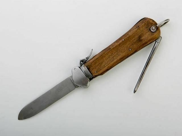 Ножи - всё о ножах: нож десантника