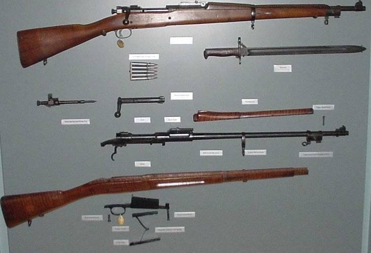 Спрингфилд модель 1855 - springfield model 1855