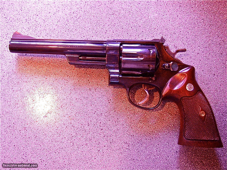 Smith & wesson model 29 magnum .44: самый крутой револьвер в мире