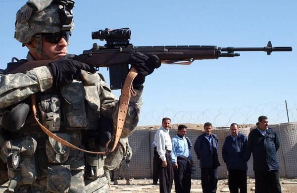 M14 crazy horse снайперская винтовка — характеристики, фото, ттх