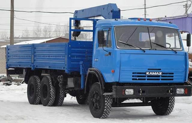 Грузовик КамАЗ-53212 – длиннее, мощнее, выносливее
