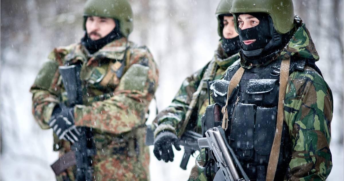 Форма спецназа России, Украины и США — обзор экипировки