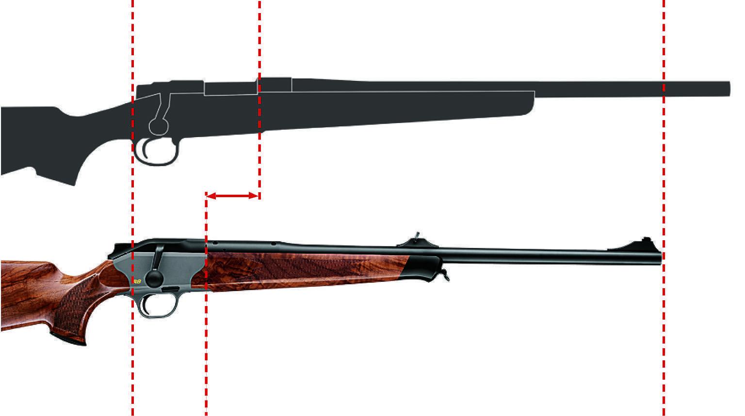 Снайперская винтовка blaser r93 lrs2 / tactical 2