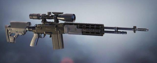 Штурмовая винтовка norinco type 86s