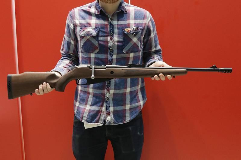 Ружье ВПО 220 калибр 9,6x53 Lancaster