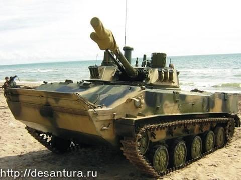 Бмд-2 (боевая машина десанта): описание, технические характеристики, вооружение