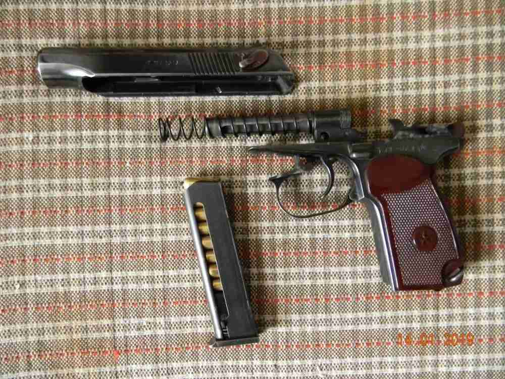 Пистолет травматический макарова. оружие самообороны: травматические пистолеты