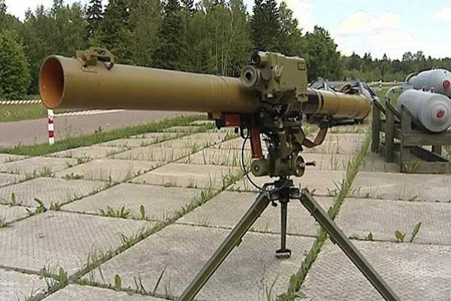 Гранатомет РПГ-29: подробное описание и ТТХ