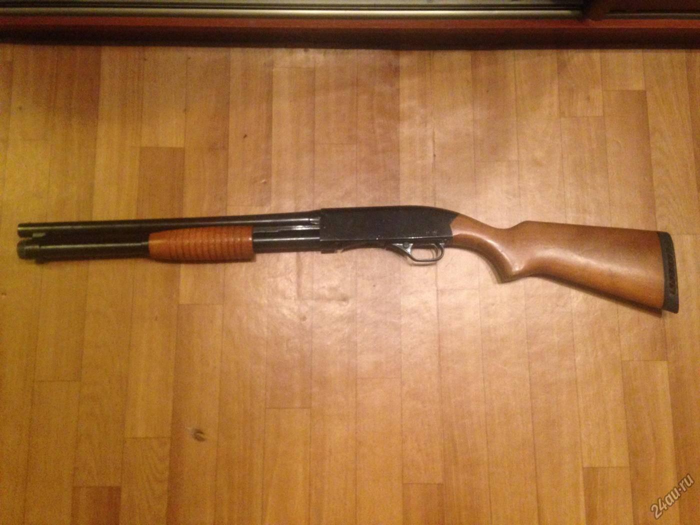 Гладкоствольное ружье Winchester 1300