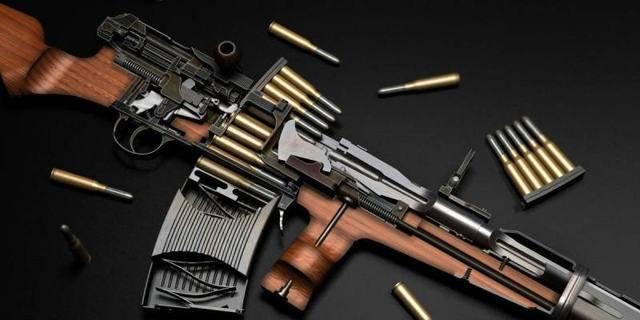 Калибры, патроны, и классификация стрелкового оружия
