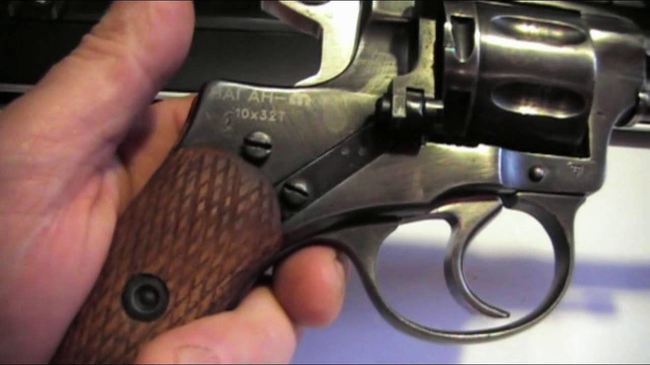 Пистолет vs. револьвер: самое эпичное противостояние века