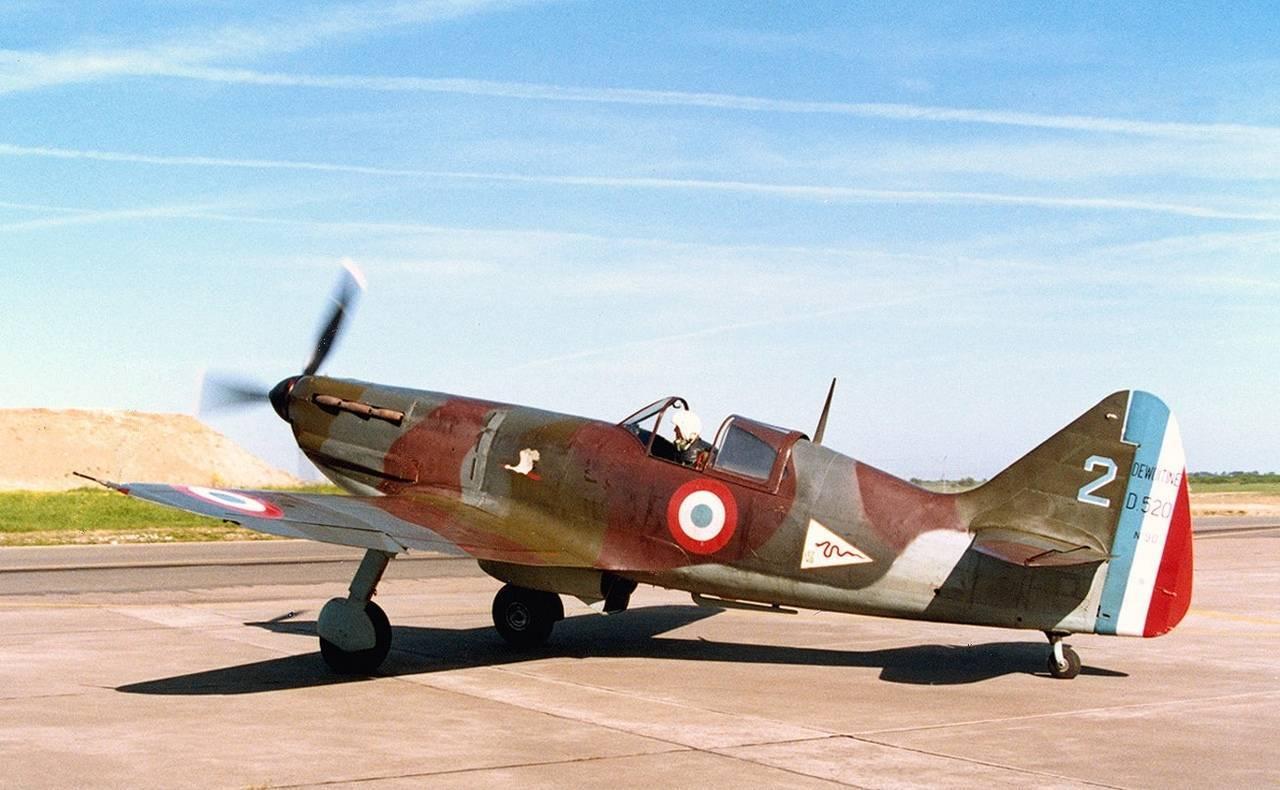 Военная авиация франции второй мировой войны