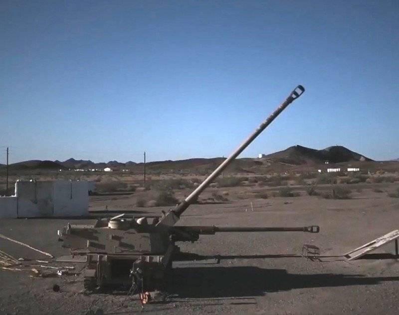 Берут на пушку: зачем армия сша наращивает огневую мощь