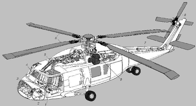 Вертолет ка-26. фото. видео. характеристики.