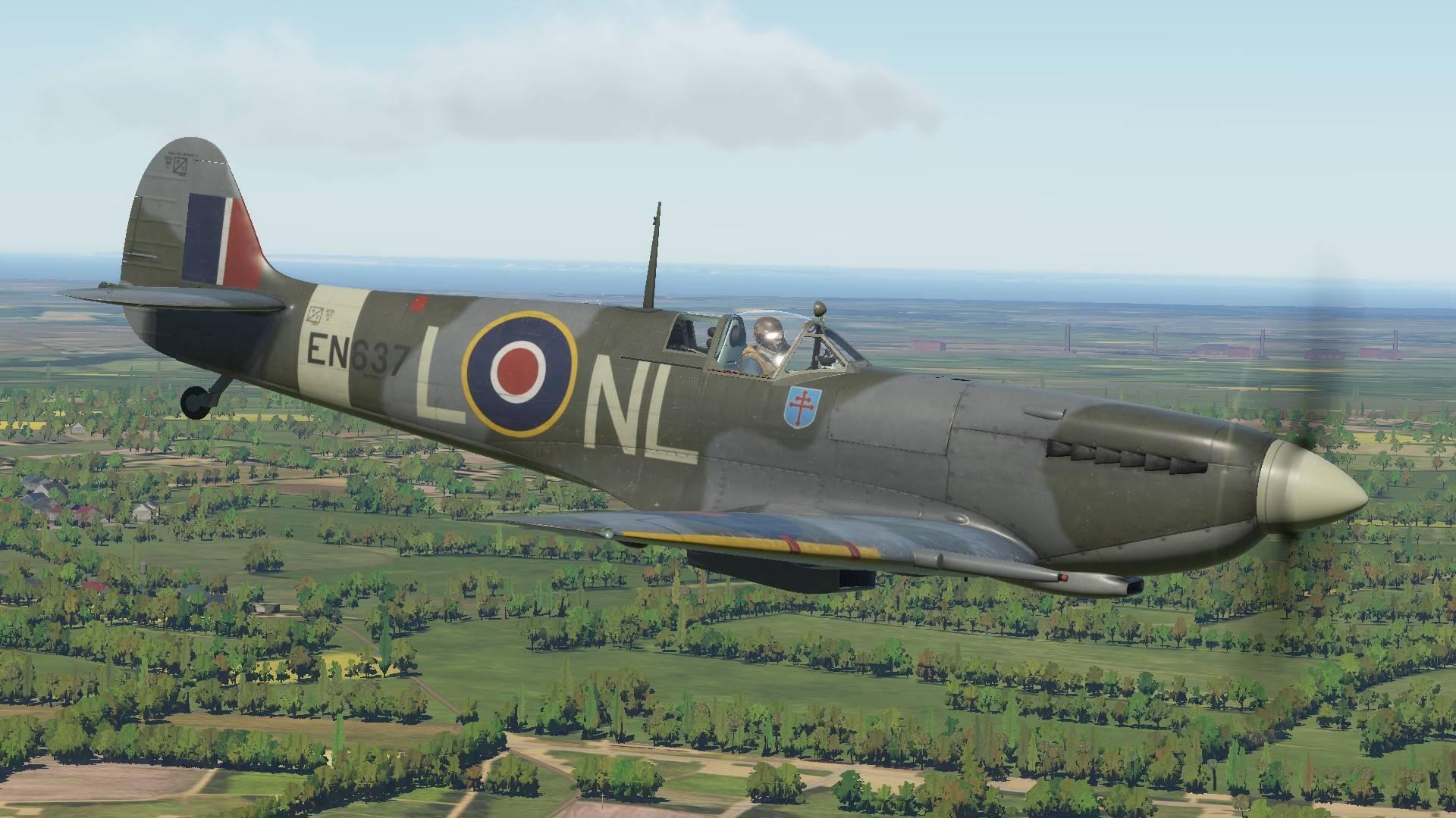 Spitfire mk iib - war thunder wiki