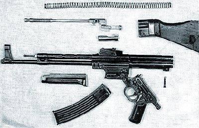 Штурмовая винтовка FMAP-DM CAM 1