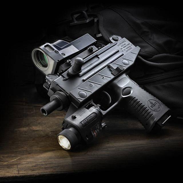 Штурмовые винтовки Дании