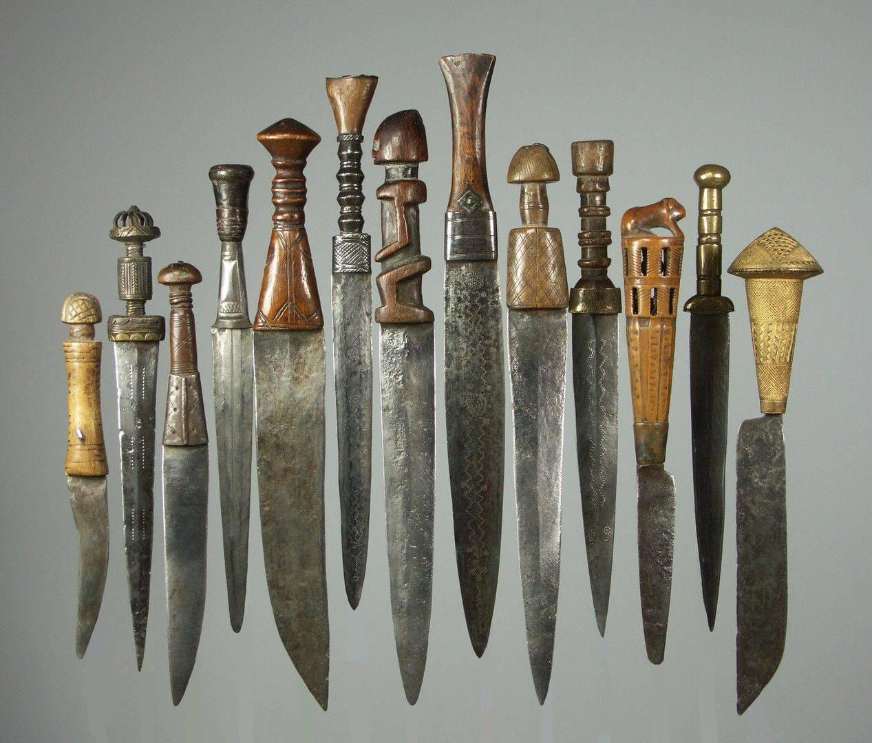 Рассмотрим устройство основных образцов холодного оружия — студопедия