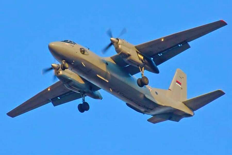 Ан-26 фото. видео. характеристики. скорость. размеры