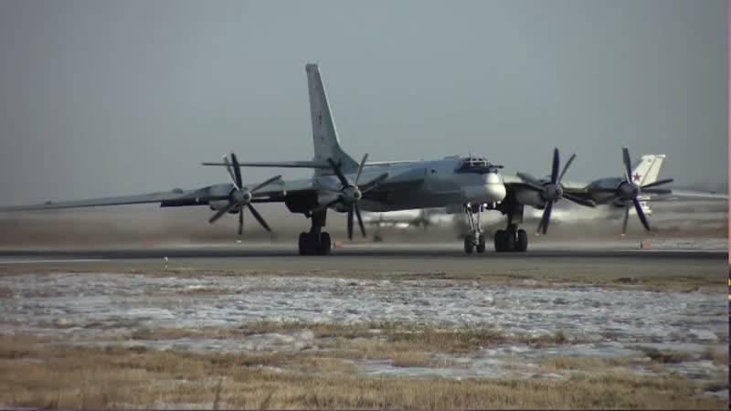 Вот почему российский бомбардировщик ту-95 самый громкий в мире