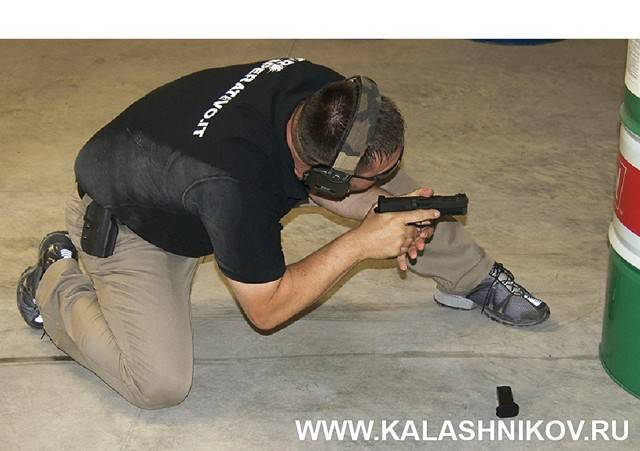 Пистолет Shansei Arsenal .45 ACP Broomhandle