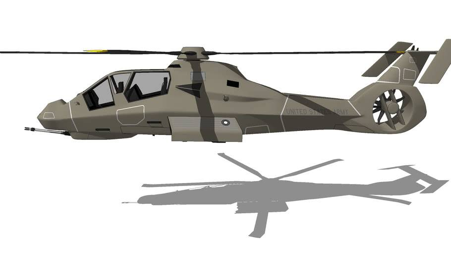 Boeing / sikorsky rah-66 comanche — википедия
