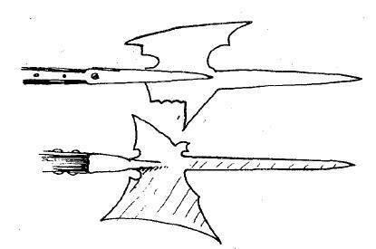 Справочник автора/холодное оружие/древковое оружие