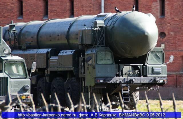 Зенитно ракетный комплекс тополь м. тополь-м – держит ядерный паритет