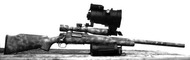 Новая американская магазинная винтовка remington 783