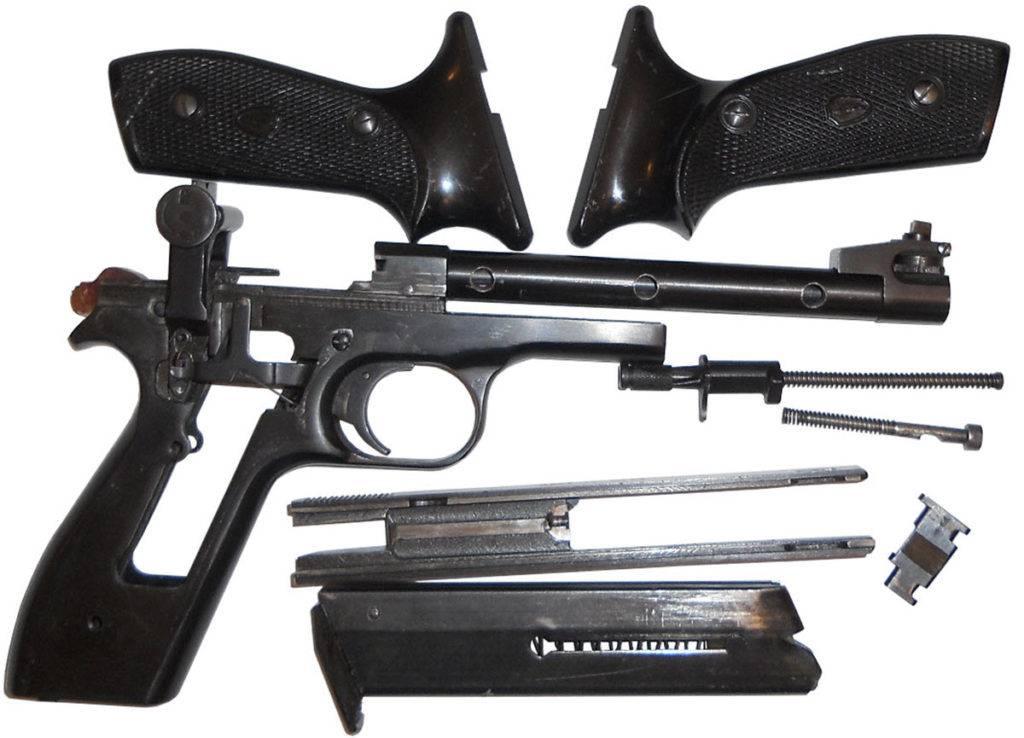 Спортивный мелкокалиберный пистолет: краткое описание, характеристики, разрешение и отзывы
