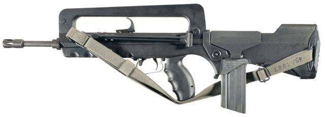 Читать онлайн штурмовые винтовки мира страница 54