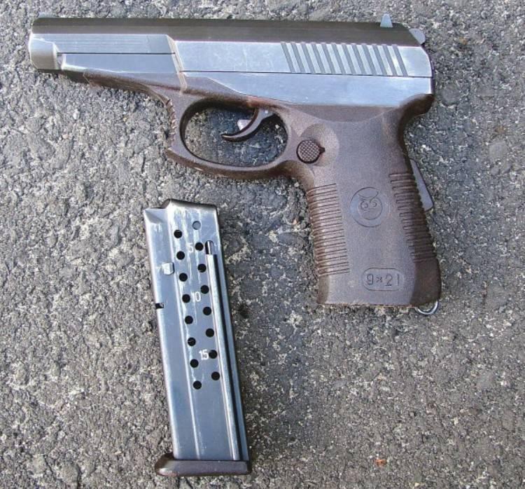 Самозарядный пистолет сердюкова: характеристики и фото