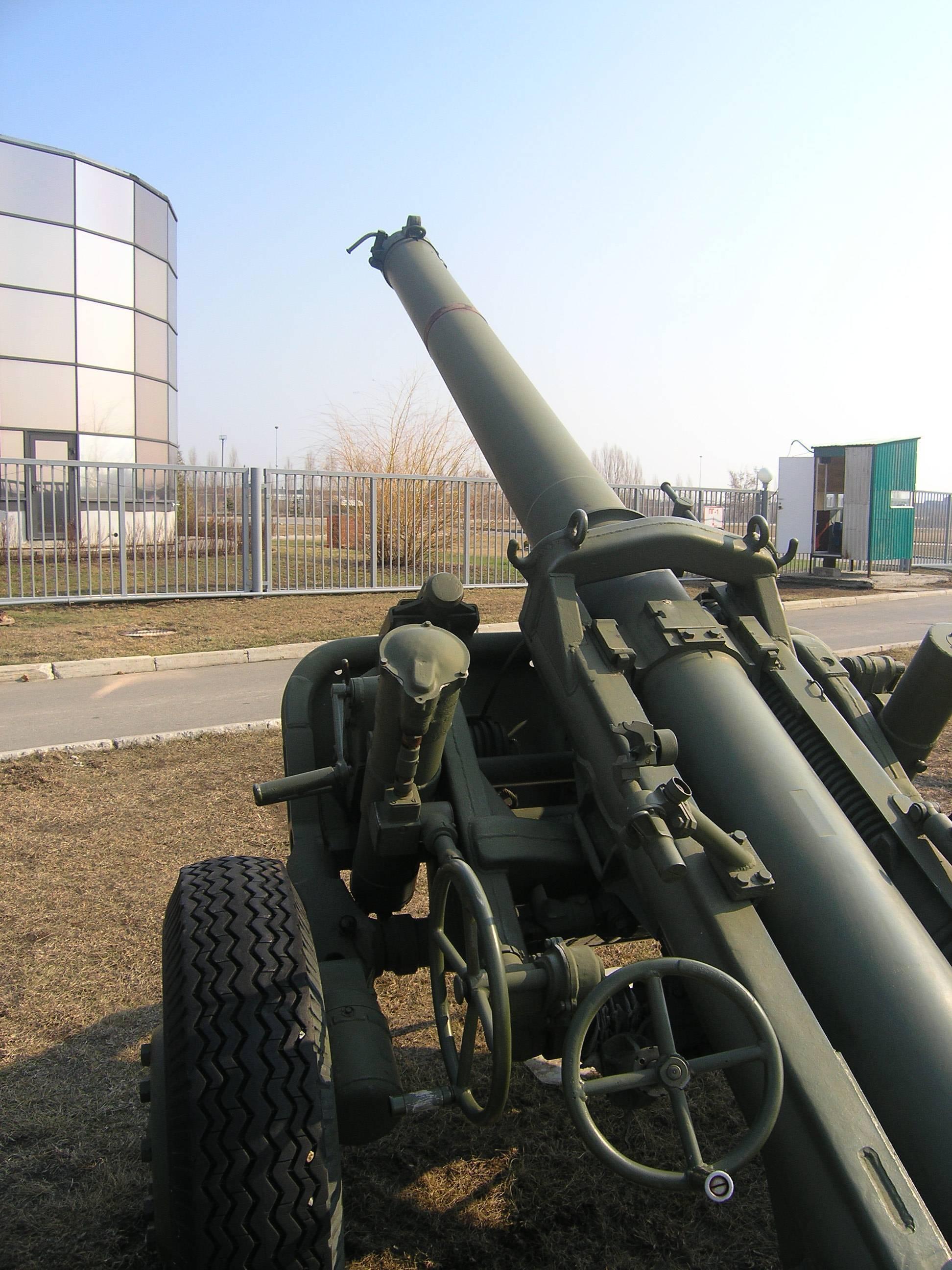240-мм миномёт м-240