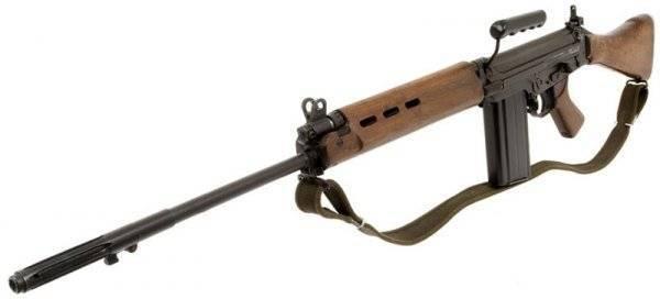 Самозарядная винтовка Johnson M1941