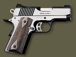 Kimber compact cdp ii пистолет — характеристики, фото, ттх