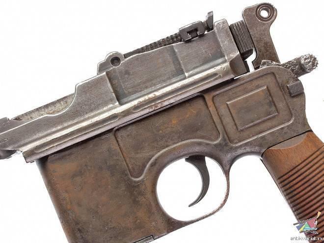 Mauser c96 - вики