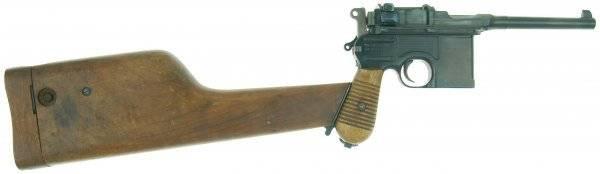 Пистолет mas modеle 1950