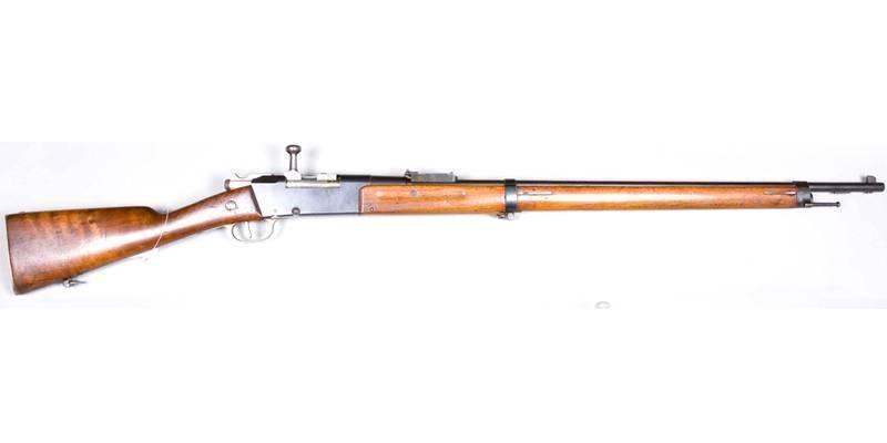Lebel модель 1886 винтовки - lebel model 1886 rifle