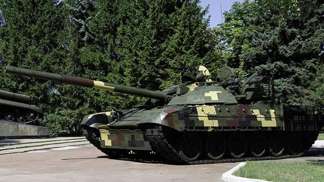 Гражданское оружие Украины
