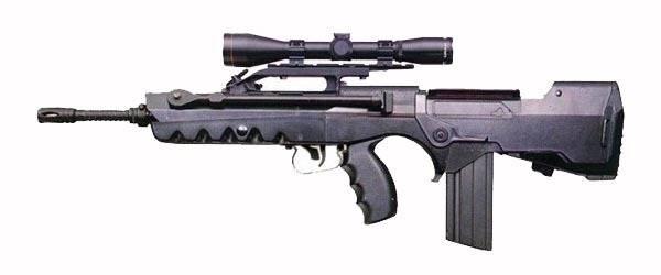 Штурмовая винтовка fa mas f1
