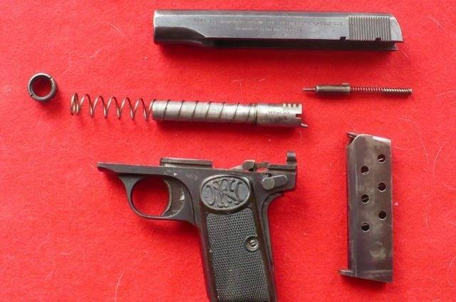 Browning high power пистолет — характеристики, фото, ттх