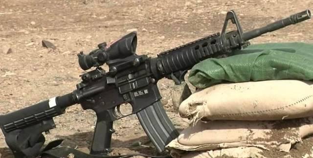 Штурмовая винтовка Truvelo Raptor