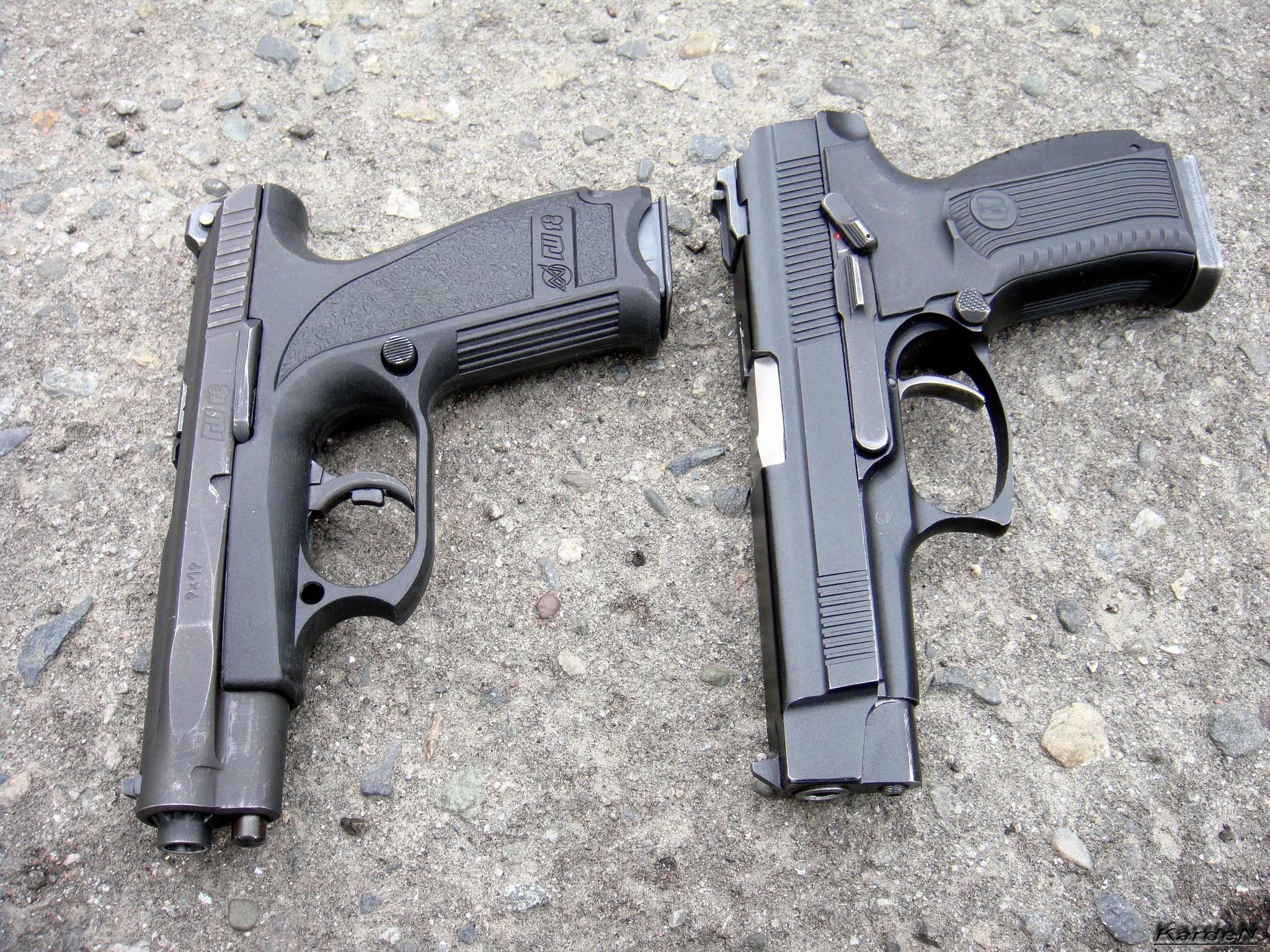 Пистолет грязева-шипунова гш-18 - плюсы и минусы.