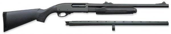 Справится даже ребёнок. китайский remington 870