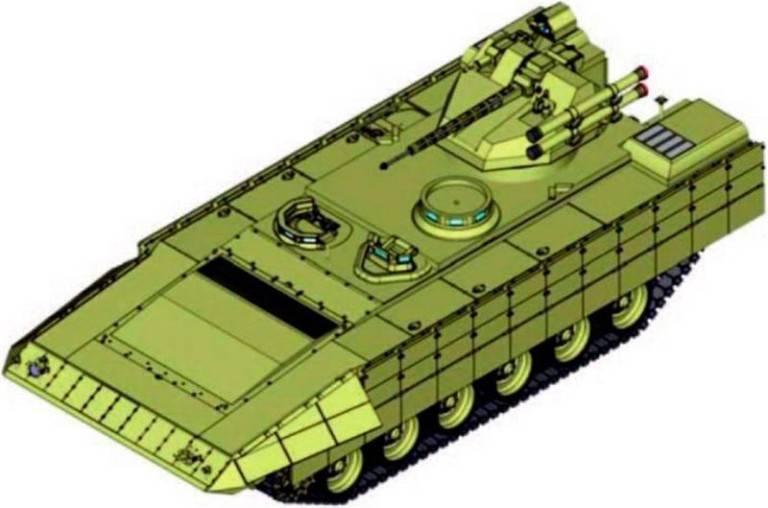 "Как устроен танк т-14 ""армата"""