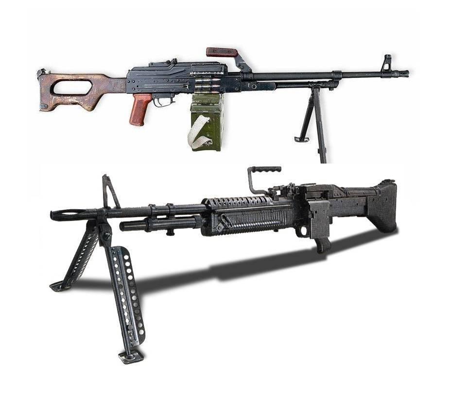 Пулемет м60: характеристики и описание