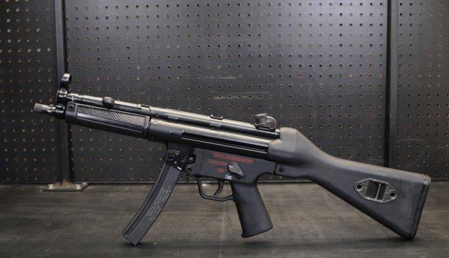 Пистолет-пулемет Heckler&Koch MP5