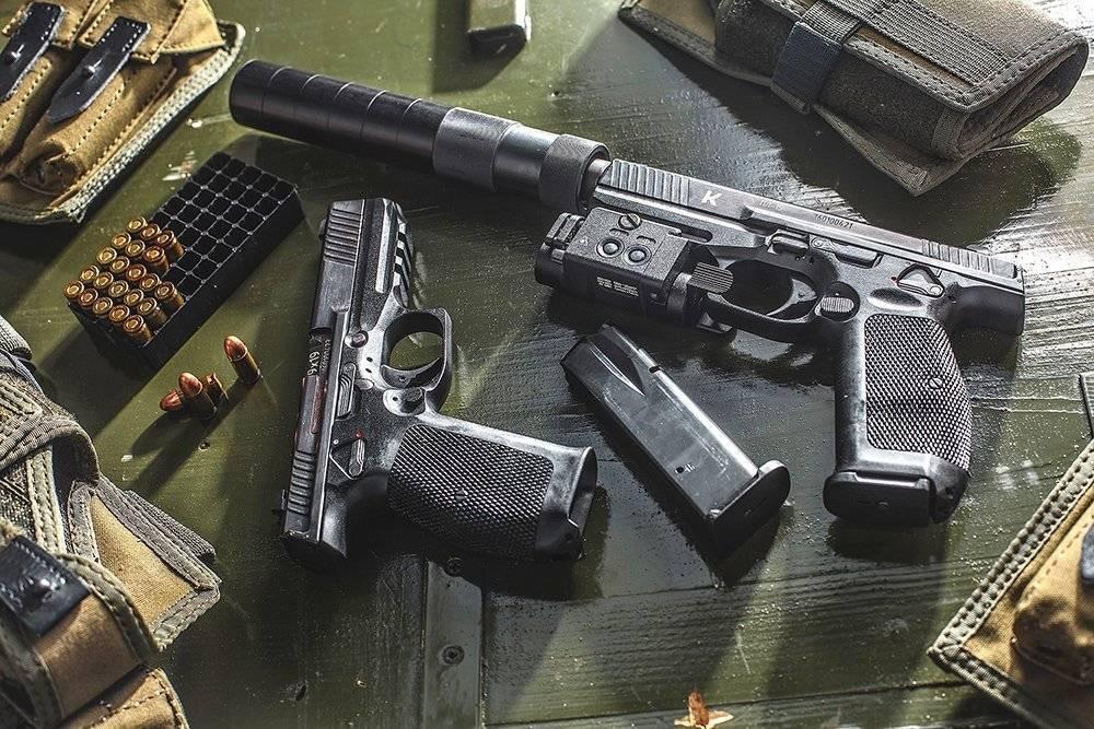 Оружейные законы страны крокодила данди
