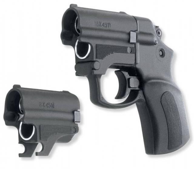 Травматический пистолет хорхе
