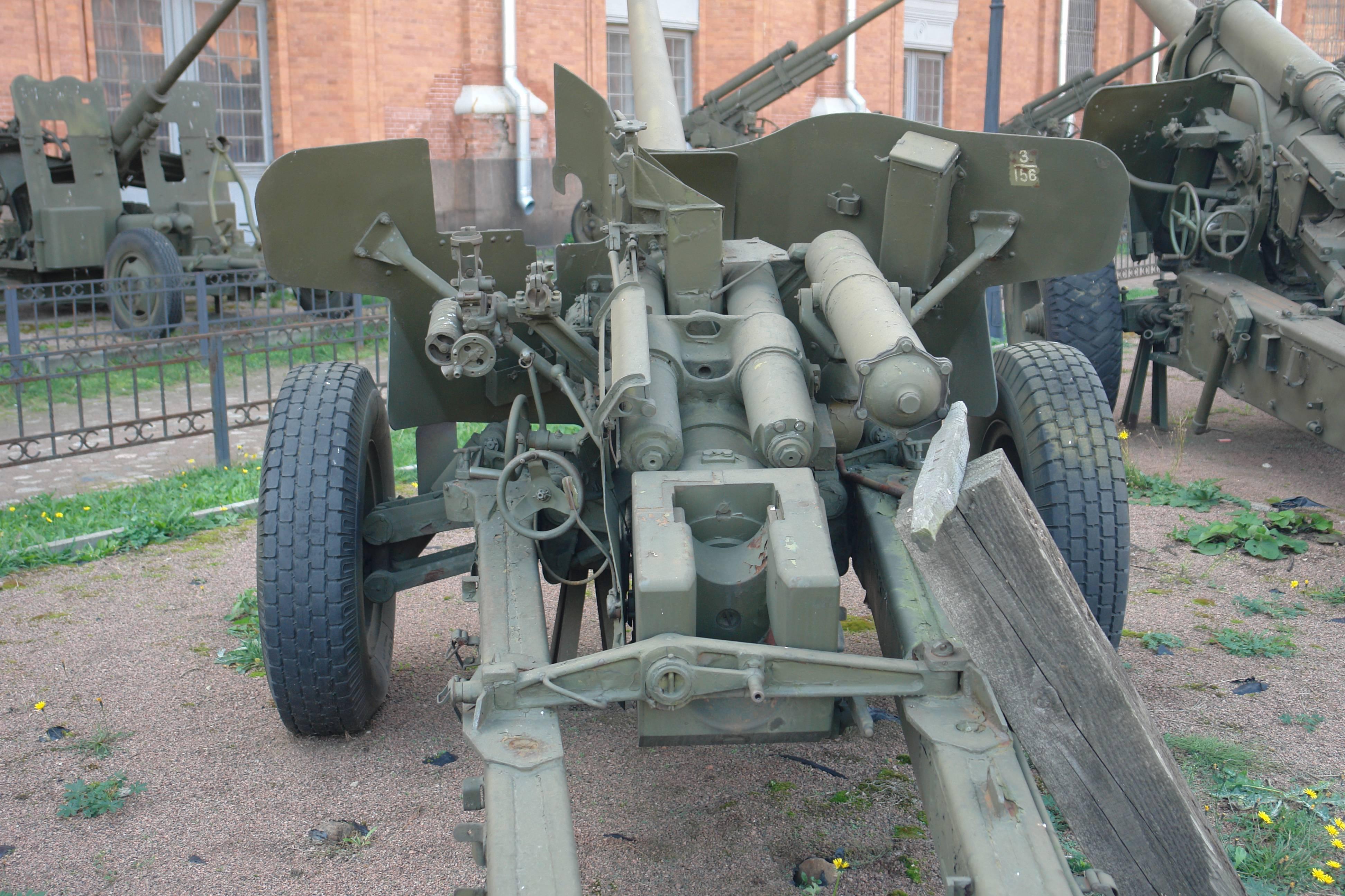 100-мм противотанковая пушка мт-12 википедия